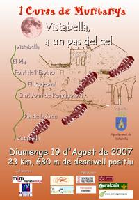 Cartel año 2007