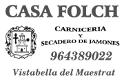 Comercio: Casa Folch